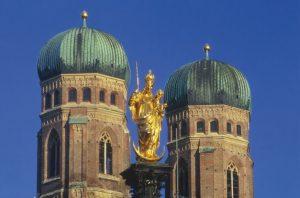 Liebfrauendom Wahrzeichen von München
