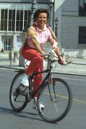 Barbara Schöne Fahrrad