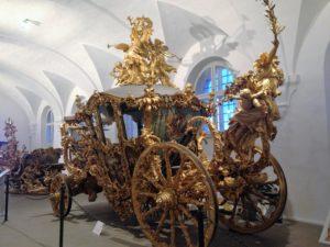 Prunkkarosse von König Ludwig II