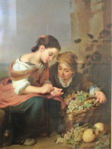 Traubenesserinnen von Murillo