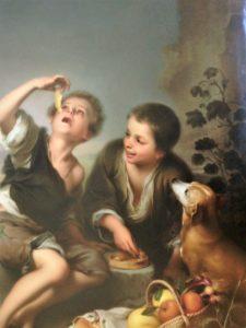 Pastetenesser von Murillo