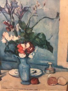 The Blue Vase - Paul Cézanne (Louvre)