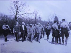Archivbild aus dem KZ Dachau