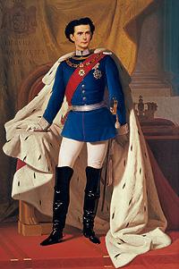 König Ludwig II. (F. v. Piloty)