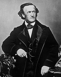 Richard Wagner, Fotografie F. Hanfstaengl