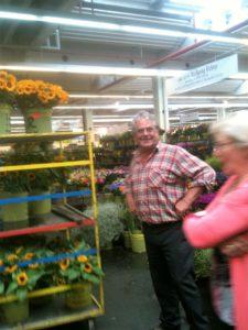 Der Blumengroßmarkt