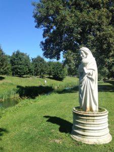 Madonna im Petuelpark