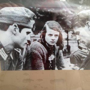 Die Geschwister Sophi und Hans Scholl