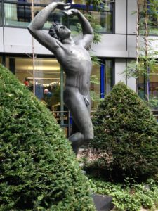 ADAM (Innenhof der Bayerischen Landesbank)