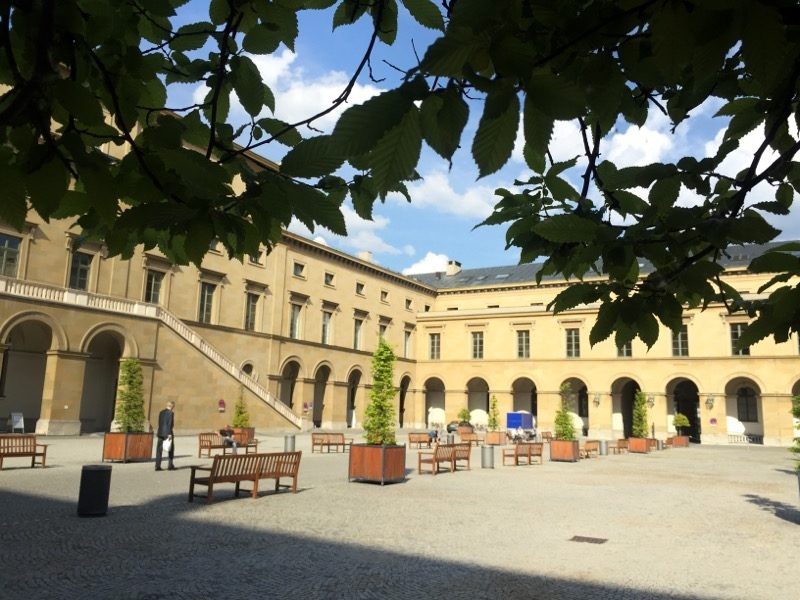 Residenz München Apothekenhof
