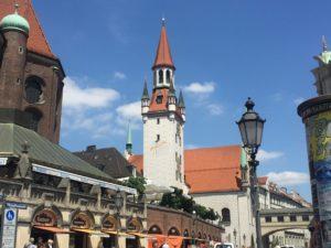 Turm des Alten Rathauses