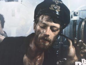Der Kapitän des U-Boots im II. Weltkrieg