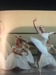 Hochkarätiges Ballett
