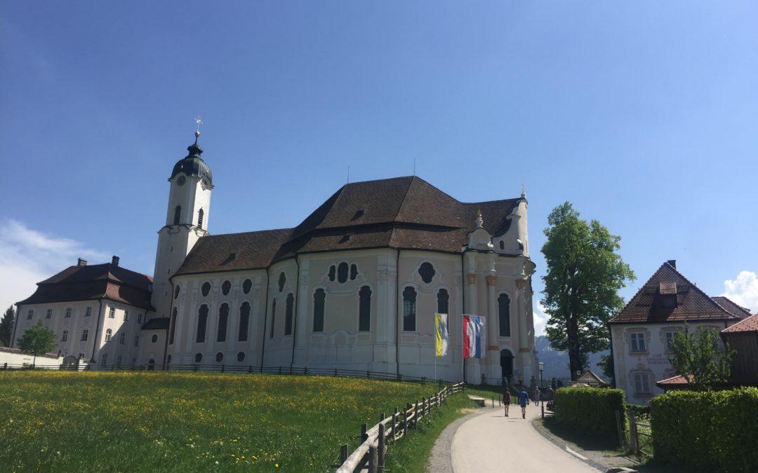 Wieskirche – Oberammergau – Kloster Ettal