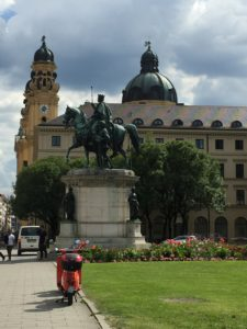 Reiterstandbild von König Ludwig I.