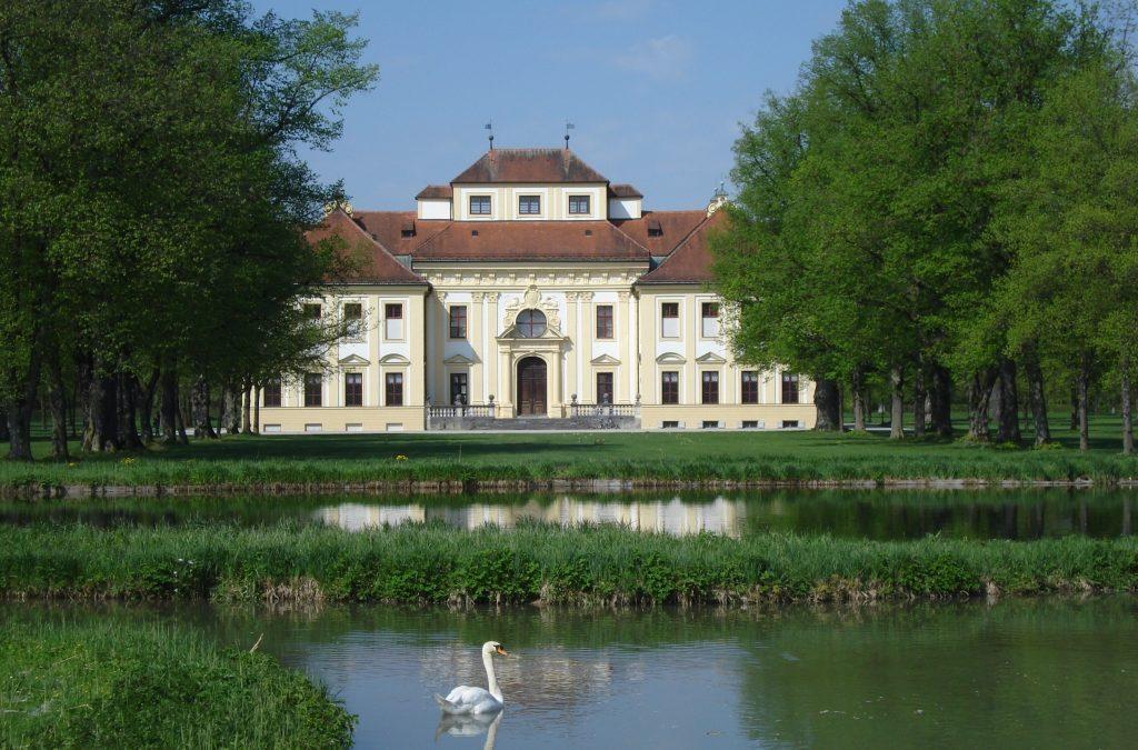Schloss Lustheim (Meissener Porzellan) und das Neue Schloss Schleißheim