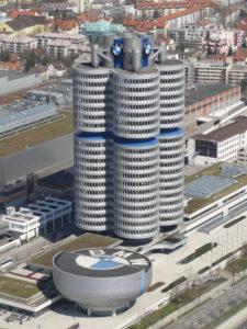 Der Vierzylinder von BMW