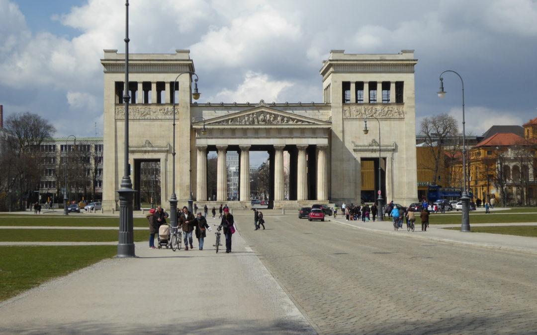 Königsplatz – Glyptothek – King's Square