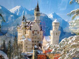 Märchenschloß im Winter
