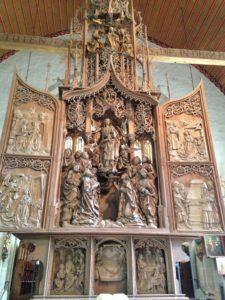 Tilman Riemenschneider Altar Hergottskriche