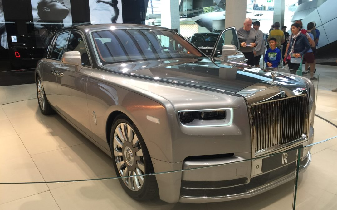 """""""Motorworld"""" – ein Autopalast für München"""