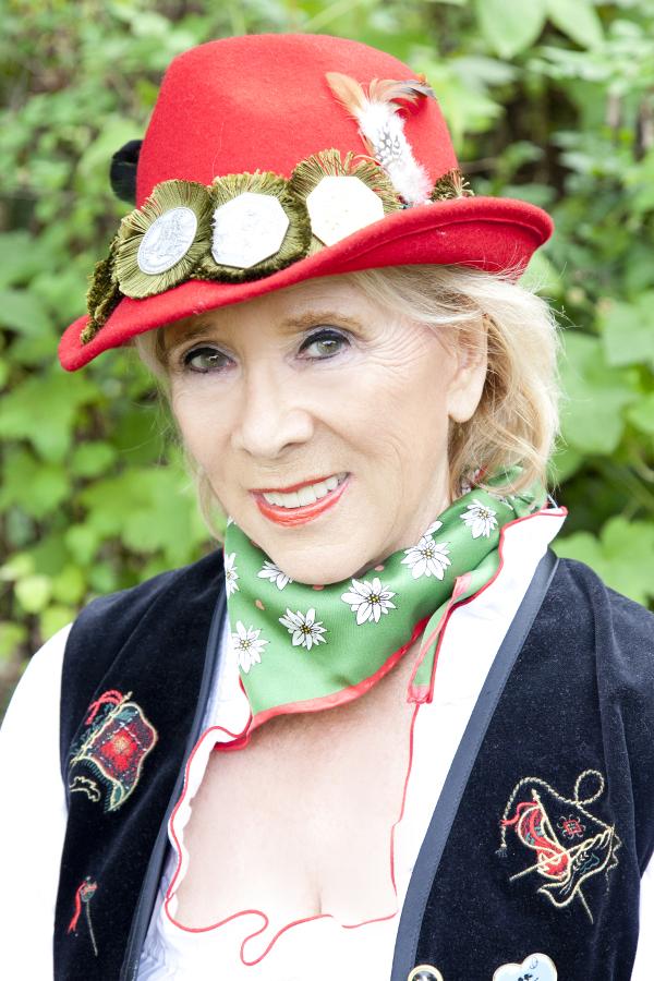 Barbara Schöne als Botschafterin für München und die Region